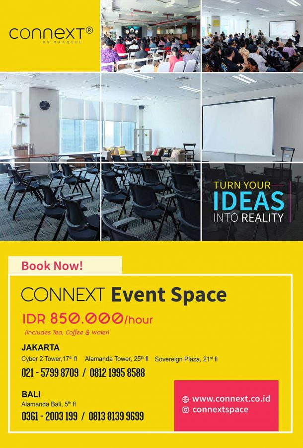 Coworking Space Jakarta, Coworking, Coworking Space, Office